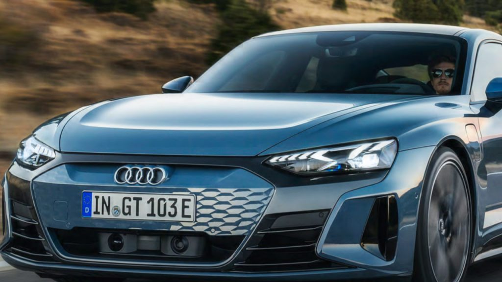 AUDI RS E TRON GT EL PLEITO ES FAMILIAR